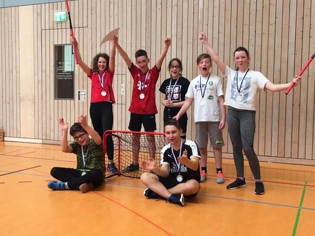 Mannschaft des Floorball